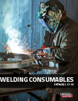 Welding Consumables 2018
