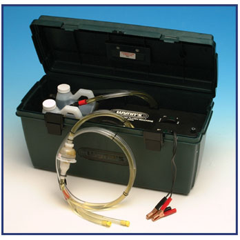 Wynn S Prp 22000 Power Steering Flush And Fill Machine